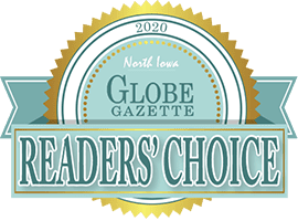 Globe Gazette Readers' Choice
