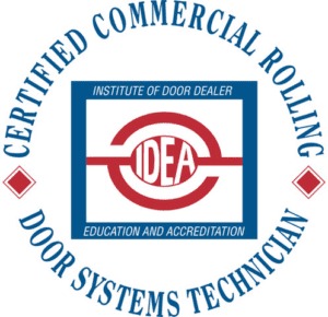 Certified Commercial Rolling Door Systems Technician