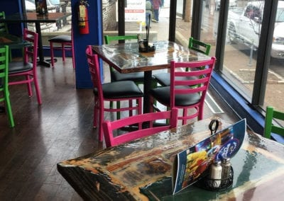 colorful-seating-table
